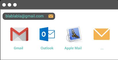 Send-Up boite mail